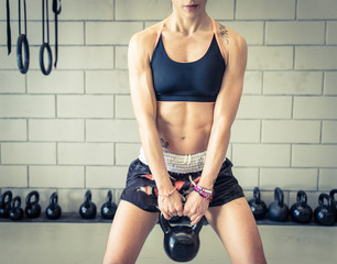 brutal workout with kettlebells 2